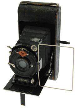 Agfa Standard 6x9 type 254 miniature