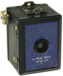 GAP - GAP 3 x 4 bleu ''Au Pont Neuf Cavaillon'' miniature