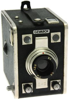 Gevaert - Gevabox 6 x 9 miniature