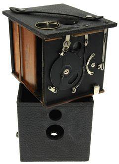 Kodak - N° 2 Bulls-Eye modèle D miniature