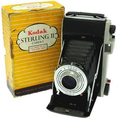 Kodak Ltd. - Kodak Sterling II miniature