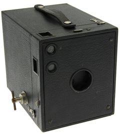 Kodak - N° 3 Brownie modèle B miniature