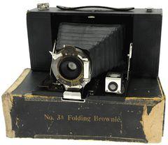 Kodak - N° 3A Brownie modèle A miniature