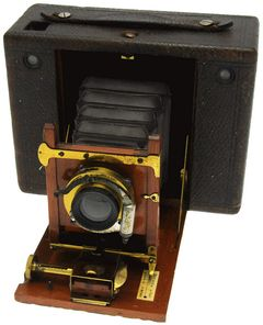 Kodak - N° 4 Cartridge Kodak 1er modèle miniature