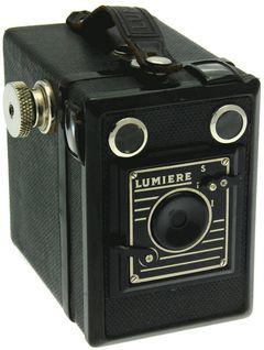 Lumière - Scoutbox façade rayée miniature