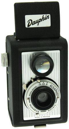 Alsaphot Dauphin II Made in France miniature
