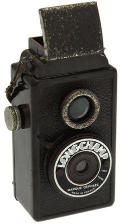 Boumsell - Longchamp marron miniature