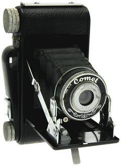 Inconnue - Comet 6 x 9 miniature