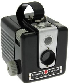 Kodak - Brownie Hawkeye Camera Flash Model miniature