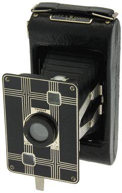 Kodak - Jiffy Kodak Six-20 art déco miniature