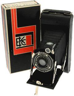 Kodak - Junior Six-16 miniature
