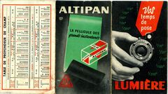 Lumière - Table de temps de pose Altipan miniature