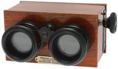 Richard Jules - Stéréoscope 45 x 107 à mise au point miniature