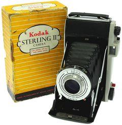 Kodak Ltd. - Kodak Sterling II miniature