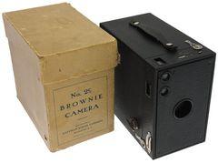 Kodak - N° 2C Brownie modèle A miniature
