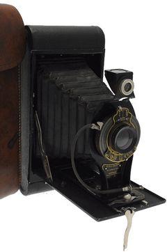 Kodak - N° 3A Autographic Brownie miniature