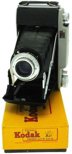 Kodak Pathé - Kodak 4,5 modèle B31 miniature