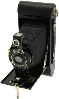 Kodak - Rainbow Hawkeye N° 2A modèle B miniature