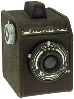 Lumière - Lux-Box havane [type E] miniature