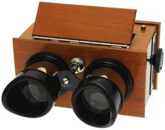 Zeiss-Ikon - Stéréoscope 45 x 107 [628 - 6] miniature